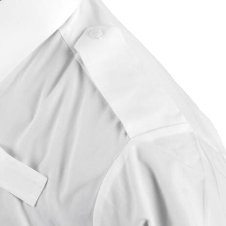MERCHANT NAVY UNIFORM WHITE SHIRT SHORT SLEEVE