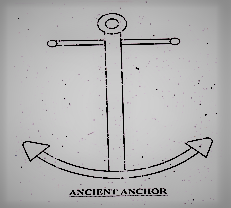 Ancient ship Anchor